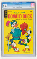 Bronze Age (1970-1979):Cartoon Character, Donald Duck #135 File Copy (Gold Key, 1971) CGC NM+ 9.6 Whitepages....