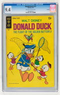 Bronze Age (1970-1979):Cartoon Character, Donald Duck #131 File Copy (Gold Key, 1970) CGC NM 9.4 Off-white towhite pages....