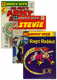 Harvey Hits File Copies Group (Harvey, 1957-67) Condition: Average VF/NM