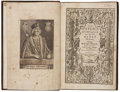 Books:Early Printing, [Francis Bacon]. The Historie of the Raigne of King Henry the Seventh. Written by the Right Honourable, Francis, L...