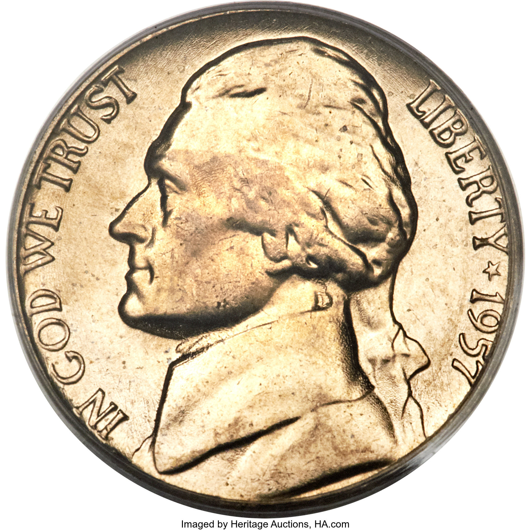 1953-P Jefferson Nickel Nice Uncirculated Coin Priced to MOVE and Shipped FREE