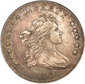 Early Dollars, 1799 $1 8x5 Stars AU50 NGC....