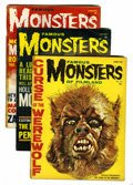 Magazines:Horror, Famous Monsters of Filmland Group (Warren, 1961-63).... (Total: 5 Items)