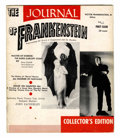 Magazines:Horror, The Journal of Frankenstein #1 (New World Enterprises, 1959) Condition: FN-....