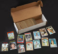 Baseball Cards:Lots, 1970's Topps Baseball Stars and Superstars Collection (439). ...