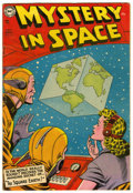 Golden Age (1938-1955):Science Fiction, Mystery in Space #22 (DC, 1954) Condition: VG....