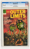 Silver Age (1956-1969):Science Fiction, Outer Limits #1 (Dell, 1964) CGC NM 9.4 Off-white to whitepages....