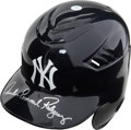 Baseball Collectibles:Others, Alex Emmanuel Rodriguez Signed Batting Helmet....