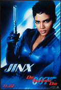 "Movie Posters:James Bond, Die Another Day (MGM, 2002). One Sheet (27"" X 40"") SS Jinx AdvanceStyle. James Bond.. ..."