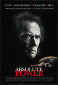 """Movie Posters:Thriller, Absolute Power Lot (Columbia, 1998). One Sheets (2) (27"""" X 41"""") SS and DS. Thriller.. ... (Total: 2 Items)"""