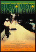 "Movie Posters:Documentary, Buena Vista Social Club (Artisan, 1999). One Sheet (26.75"" X 40"") SS. Documentary.. ..."