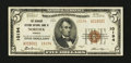 National Bank Notes:Virginia, Norfolk, VA - $5 1929 Ty. 2 The Seaboard Citizens NB Ch. # 10194....