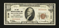 National Bank Notes:West Virginia, Huntington, WV - $10 1929 Ty. 1 The First NB Ch. # 3106. ...