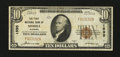 National Bank Notes:Alabama, Mobile, AL - $10 1929 Ty. 1 The First NB Ch. # 1595. ...
