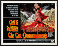 "Movie Posters:Historical Drama, The Ten Commandments (Paramount, R-1972). Half Sheet (22"" X 28"").Historical Drama.. ..."