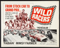 "Movie Posters:Sports, Wild Racers Lot (American International, 1968). Half Sheets (2) (22"" X 28""). Sports.. ... (Total: 2 Items)"