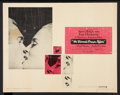 """Movie Posters:Crime, The Thomas Crown Affair (United Artists, 1968). Half Sheet (22"""" X28""""). Crime.. ..."""
