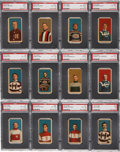 "Hockey Cards:Sets, 1910 C56 ""Hockey Series"" Partial Set (26/36) - #18 on the PSA Set Registry...."
