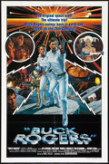 "Movie Posters:Science Fiction, Buck Rogers in the 25th Century (Universal, 1979). One Sheet (27"" X 41"") Style B. Science Fiction.. ..."