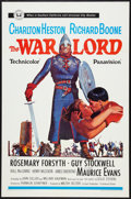 """Movie Posters:War, The War Lord Lot (Universal, 1965). One Sheets (3) (27"""" X 41"""").War.. ... (Total: 3 Items)"""
