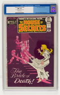 Bronze Age (1970-1979):Horror, House of Secrets #95 (DC, 1971) CGC NM- 9.2 Off-white pages....