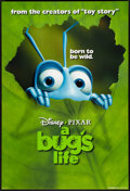 "Movie Posters:Animated, A Bug's Life (Buena Vista, 1998). One Sheet (27"" X 41"") DS and Decal (27"" X 40.25""). Animated.. ... (Total: 2 Items)"