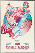 "Movie Posters:Animated, Roger Rabbit in Trail Mix-Up (Buena Vista, 1993). One Sheet (27"" X40"") DS. Animated.. ..."