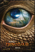 """Movie Posters:Animated, Dinosaur (Buena Vista, 2000). One Sheet (27"""" X 40"""") DS Advance. Animated.. ..."""