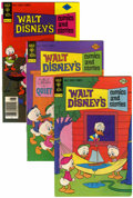 Bronze Age (1970-1979):Cartoon Character, Walt Disney's Comics and Stories Group (Gold Key, 1976-77)Condition: Average NM.... (Total: 12 Comic Books)