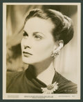 """Movie Posters:Hitchcock, Valli in """"The Paradine Case"""" (Selznick, 1948). Stills (3) (8"""" X10""""). Hitchcock.. ... (Total: 3 Items)"""