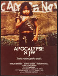 """Movie Posters:War, Apocalypse Now (United Artists, 1979). Concept Poster (22.25"""" X30""""). War.. ..."""