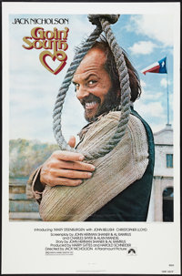 """Goin' South (Paramount, 1978). One Sheet (27"""" X 41"""") Flat Folded. Comedy"""