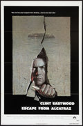 """Movie Posters:Thriller, Escape from Alcatraz (Paramount, 1979). One Sheet (27"""" X 41""""). Thriller.. ..."""