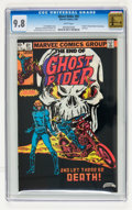 Modern Age (1980-Present):Superhero, Ghost Rider #81 (Marvel, 1983) CGC NM/MT 9.8 White pages....