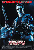 """Movie Posters:Science Fiction, Terminator 2: Judgment Day (Tri-Star, 1991). One Sheet (27"""" X 40"""")DS. Science Fiction.. ..."""