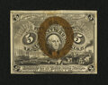 Fractional Currency:Second Issue, Fr. 1233 5¢ Second Issue Extremely Fine....