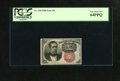 Fractional Currency:Fifth Issue, Fr. 1266 10c Fifth Issue PCGS Very Choice New 64PPQ. Exceptionalcolor is found on this note....