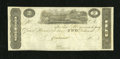 Obsoletes By State:Ohio, Cincinnati, OH- Unknown Issuer $2 Post Note 18__. This enigmaticissue can be dated in the 1817-25 range due to the fact tha...