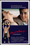 """Movie Posters:Cult Classic, Say Anything (20th Century Fox, 1989). One Sheet (27"""" X 41""""). CultClassic.. ..."""