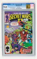 Modern Age (1980-Present):Superhero, Secret Wars II #5, 6, and 8 CGC-Graded Group (Marvel, 1985-86) Condition: CGC NM/MT 9.8 White pages.... (Total: 3 Comic Books)