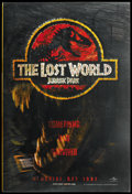 """Movie Posters:Horror, Jurassic Park II: The Lost World (Universal, 1997). Lenticular One Sheet (27"""" X 40""""). Horror.. ..."""