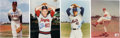 Autographs:Photos, Hall of Fame Pitchers Signed Photographs Lot of 4.... (Total: 4items)