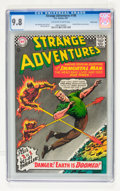 Silver Age (1956-1969):Science Fiction, Strange Adventures #198 Pacific Coast pedigree (DC, 1967) CGC NM/MT 9.8 Off-white to white pages....