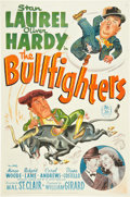 """Movie Posters:Comedy, The Bullfighters (20th Century Fox, 1945). One Sheet (27"""" X 41"""")....."""