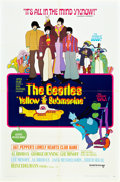 "Movie Posters:Animated, Yellow Submarine (United Artists, 1968). One Sheet (27"" X 41"")....."