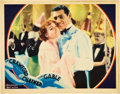 "Movie Posters:Drama, Chained (MGM, 1934). Lobby Card (11"" X 14"").. ..."