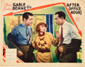 "Movie Posters:Drama, After Office Hours (MGM, 1935). Lobby Card (11"" X 14"").. ..."