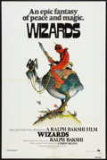 """Movie Posters:Animated, Wizards (20th Century Fox, 1977). One Sheet (27"""" X 41"""") Style A.Animated.. ..."""