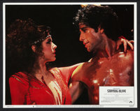 """Staying Alive (Paramount, 1983). Lobby Card Set of 8 (11"""" X 14""""). Musical. ... (Total: 8 Items)"""
