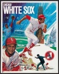 "Movie Posters:Sports, Chicago White Sox Baseball (MLB, 1971). Posters (2) (23"" X 29""). Sports.. ... (Total: 2 Items)"